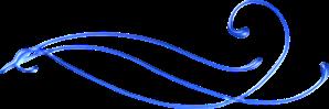 decorative-line-blue-png-clipart