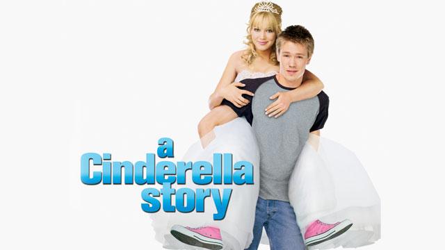 A Cinderella Story (2004) зурган илэрцүүд